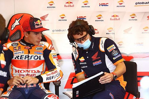 """Dovizioso tijdelijk vervanger van Marquez? """"Geen logische keuze"""""""