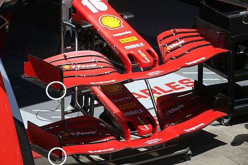 Ferrari: ecco la prima novità apparsa sulla SF1000