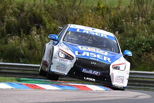 Thruxton BTCC: Sutton storms from fifth to win Race 2
