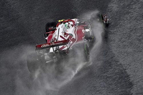 Andretti, Alfa Romeo/Sauber'i almaktan vazgeçti