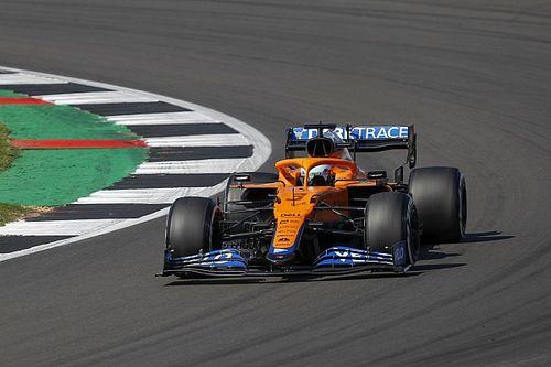 Ricciardo past point of frustration with McLaren F1 struggles