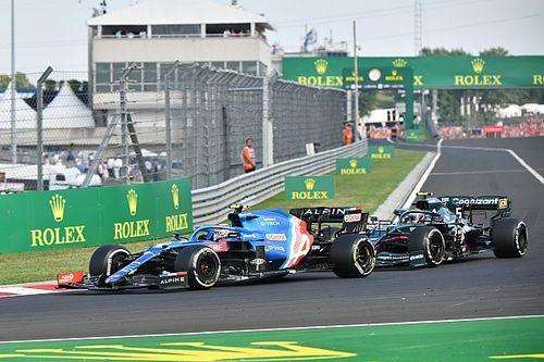 Ocon gana un increíble GP de Hungría, seguido de Vettel y Hamilton