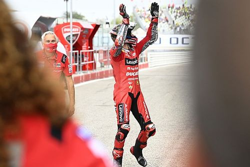 Ducati reina en Misano: las mejores fotos de la clasificación de MotoGP