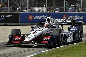 IndyCar Gara Graham Rahal centra una clamorosa doppietta a Detroit