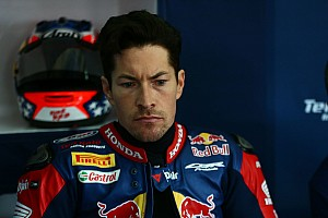 World Superbike Breaking news Hayden in serious condition after road accident
