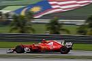 Fotogallery: i primi due turni di libere del GP della Malesia di F.1
