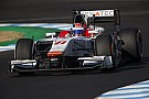 FIA F2 Boschung splits with Campos ahead of F2 finale