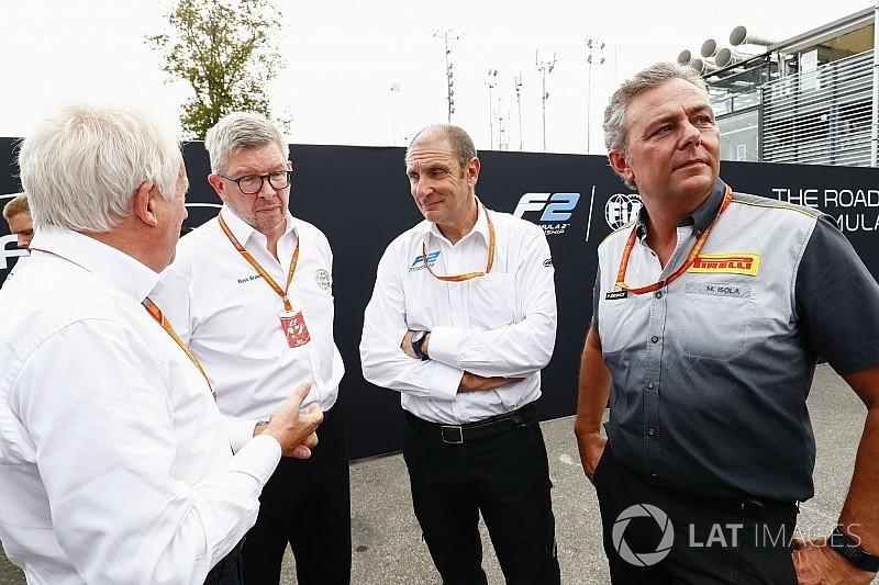الفورمولا واحد تسعى لزيادة عدد سائقي الفورمولا 2 المشاركين في التجارب الحرّة