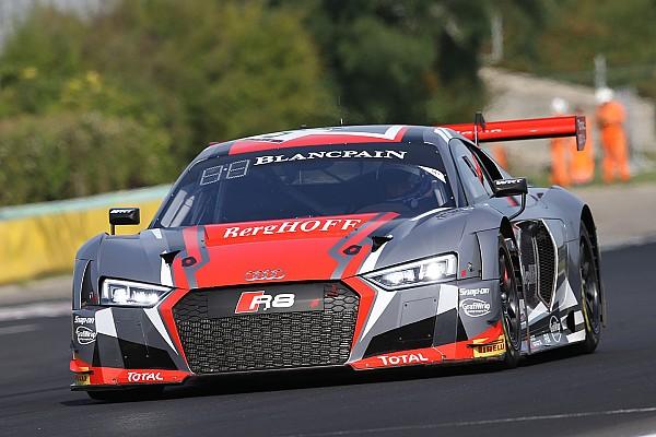 Nurburgring, Libere 1: Vanthoor e l'Audi subito al comando