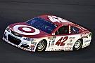 Target no continuará con Ganassi en NASCAR