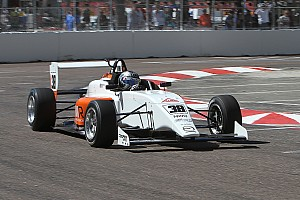 USF2000 Breaking news Buddy Lazier's son joins Newman Wachs USF2000 team