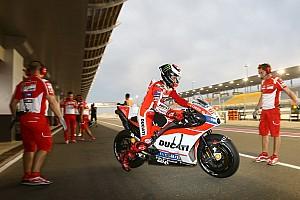 MotoGP Réactions Lorenzo attend de tester les pneus tendres pour juger de sa compétitivité