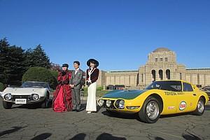 Vintage 速報ニュース 2016年クラシックカー・フェスティバル開催。秋晴れの神宮外苑が賑わう