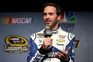 Monster Energy NASCAR Cup Beharangozó NASCAR: Jimmie Johnson készen áll a háborúra