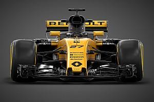 Formel 1 2017: Renault präsentiert neuen R.S.17