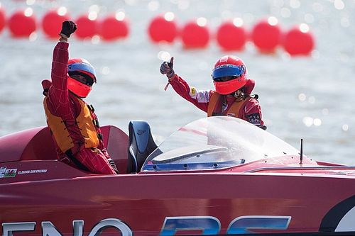 P1 Powerboat: Coleman secures title, Santosh beats Gill