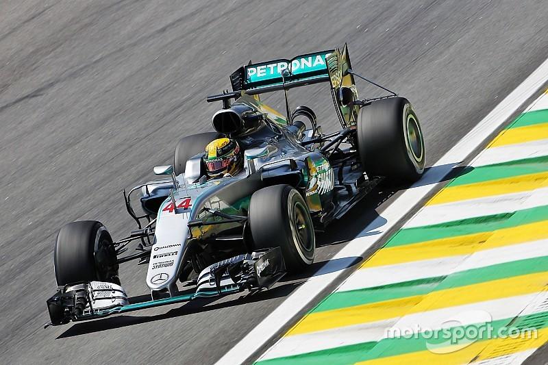Гран Прі Бразилії: перша практика