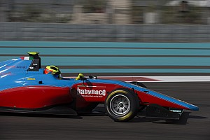 GP3 Testing report Lorandi leads Ferrucci in second GP3 test day