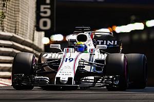 Формула 1 Спеціальна можливість Колонка Масси: Агресивний Перес допоміг мені в Монако