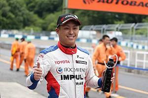 スーパーフォーミュラ 速報ニュース 【SF】岡山レース1予選:関口、圧倒。大差でポールポジション獲得
