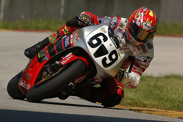 WSBK Hommage Honda rend hommage à Nicky Hayden