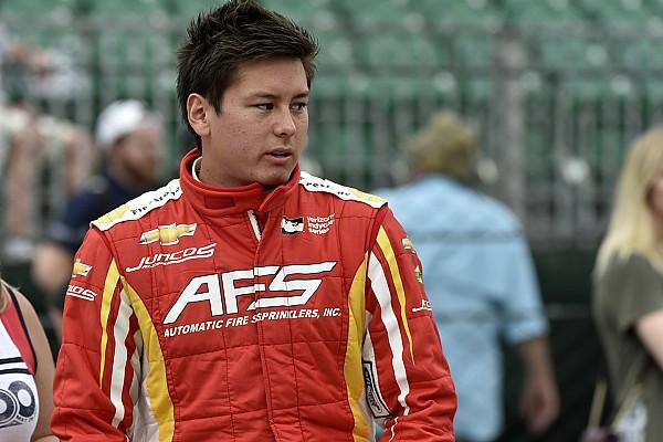 Saavedra vervangt Aleshin voor IndyCar-race Toronto