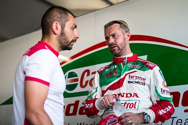 WTCC Monteiro perderá la carrera en China