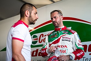 WTCC Preview Monteiro attend le verdict des médecins