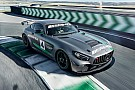 Automotive Mercedes-AMG GT4 is one mean racing machine
