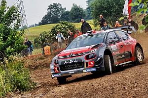 WRC News Andreas Mikkelsen: Citroen auf Schotter zu zickig
