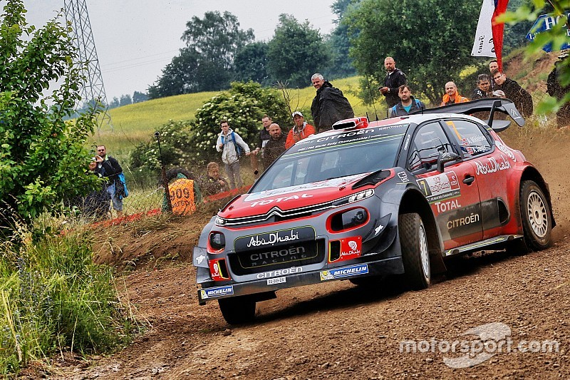 Citroen writes off 2017 WRC season