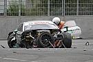 "DTM Paffett ""pretty lucky"" to escape major injury in Norisring shunt"