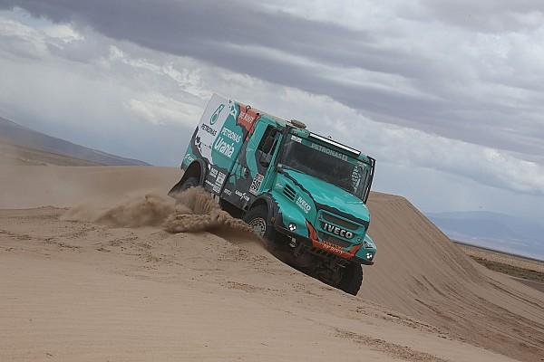 Dakar Breaking news De Rooy to skip Dakar 2018 for Africa Eco Race