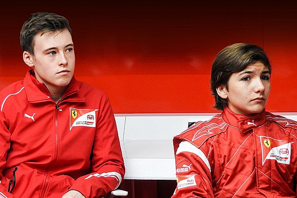 Formula 4 Breaking news Ferrari duo Fittipaldi and Armstrong get Prema F4 seats