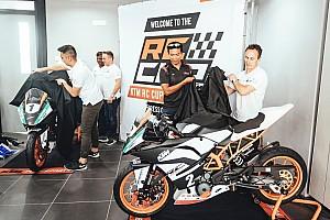 Other bike Breaking news KTM resmi meluncurkan RC Cup Asia 2017