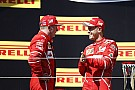 Феттель наполягає, що Ferrari не використовує командну тактику