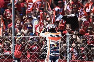 """MotoGP Noticias de última hora Márquez: """"Siempre me he posicionado de parte y a favor de Montmeló"""""""