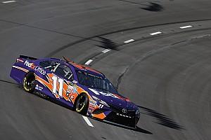 NASCAR Sprint Cup Entrevista Hamlin espera que Joe Gibbs Racing mejore