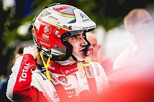 WRC Breaking news Breen explains wild Rally Australia rollover