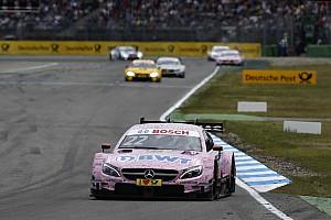DTM Репортаж з практики DTM на Лаузіцрингу: Ауер виграв друге тренування