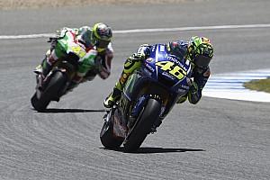 """MotoGP Previo Rossi: """"Necesitamos mejorar la moto para ser realmente competitivos"""""""