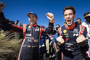 WRC Nieuws Neuville na zinderende finale: