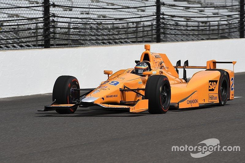 Komplette IndyCar-Saison