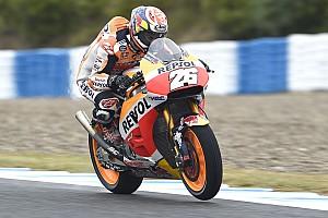 """MotoGP Noticias de última hora Pedrosa: """"Sólo es un viernes, pero ha sido un día muy positivo"""""""