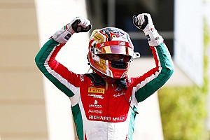 FIA F2 Relato da corrida Leclerc vai de 14º à vitória em corrida 2 no Bahrein
