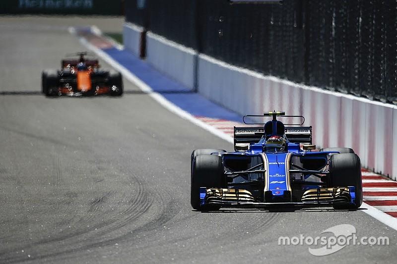 Sauber: Le moteur Honda n'est pas un retour en arrière