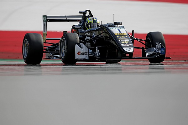 F3 Europe Red Bull Ring F3: Eriksson wins, late crash denies Norris early title