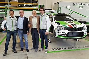 Clamoroso: Skoda Italia abbandona il Campionato Italiano Rally. Scandola è a piedi!