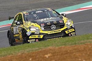 BTCC Breaking news Morgan to continue in BTCC for 2017 season