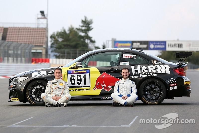Alexander Mies und Michael Schrey gewinnen VLN 2016